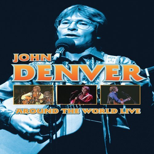 John Denver Around The World Live 5 DVD