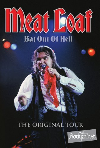 Meat Loaf Bat Out Of Hell Original Tour Ntsc(0)