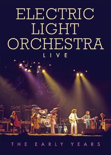 Electric Light Orchestra Live The Early Years Ntsc(0)