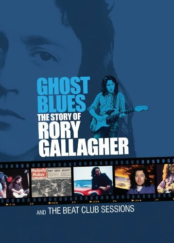 Rory Gallagher Ghost Blues Story Of Rory Gal 2 DVD