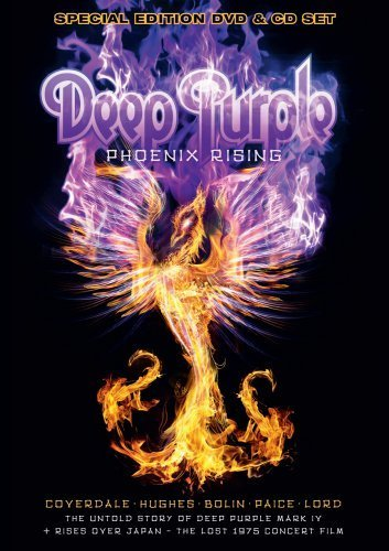 Deep Purple Phoenix Rising (dvd Cd) Incl. CD