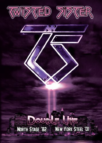 Twisted Sister Double Live Northstage '82 & Explicit Version 2 DVD