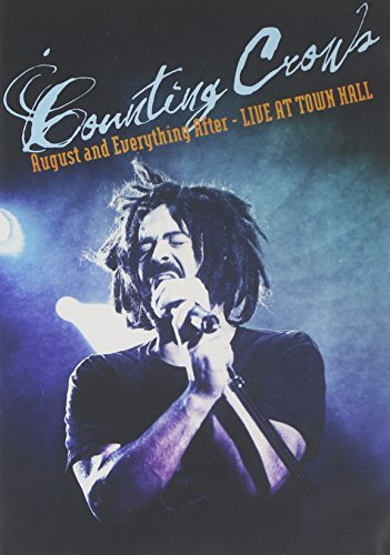 Counting Crows August & Everything After Liv