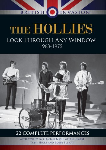 Hollies Look Through Any Window 1963 7 Look Through Any Window 1963 7