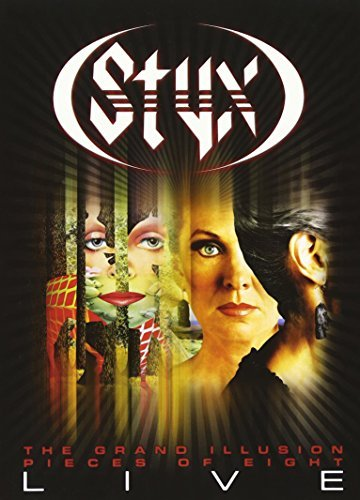 Styx Grand Illusion Pieces Of Eight Grand Illusion Pieces Of Eight