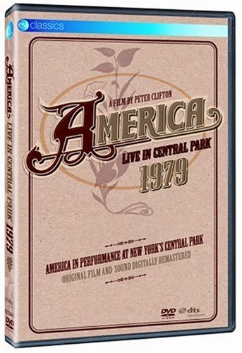 America Live In Central Park Ws Ntsc(0)