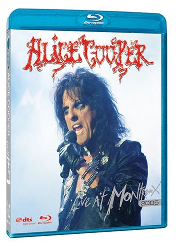 Alice Cooper Live At Montreux 2005 Blu Ray