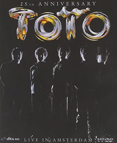 Toto 25th Anniversary Live In Amste Hd DVD Ntsc(0)