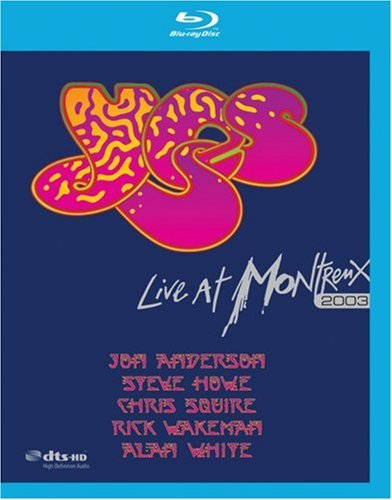 Yes Live At Montreux 2003 Clr Blu Ray