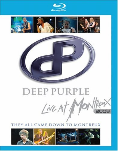 Deep Purple Live At Montreux 2006 Clr Blu Ray