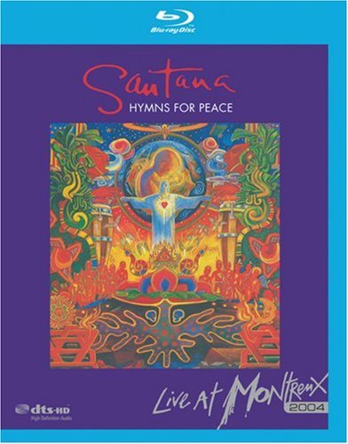 Santana Hymns For Peace Live At Montre Clr Blu Ray