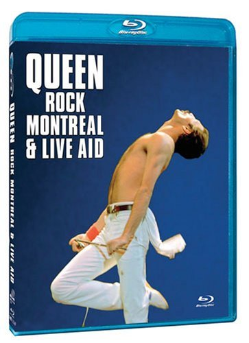 Queen Queen Rock Montreal Clr Blu Ray