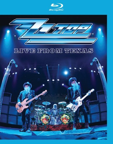 Zz Top Live From Texas 2007 Clr Blu Ray