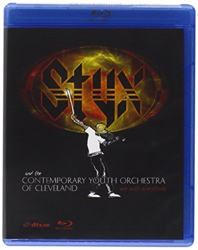 Styx One With Everything Blu Ray Nr