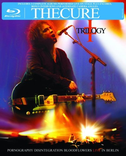 Cure Trilogy Clr Blu Ray