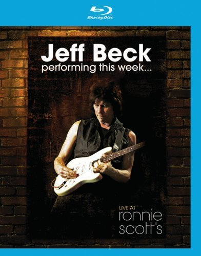 Jeff Beck Live At Ronnie Scott's Clr Blu Ray