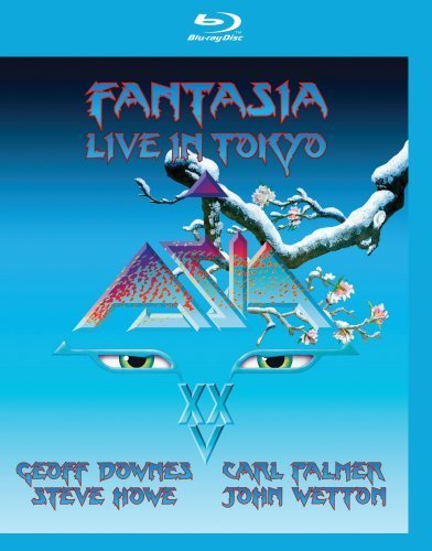 Asia Fantasia Live In Tokyo Blu Ray Nr