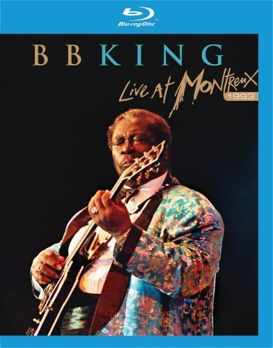 B.B. King Live At Montreux 1993 Clr Blu Ray