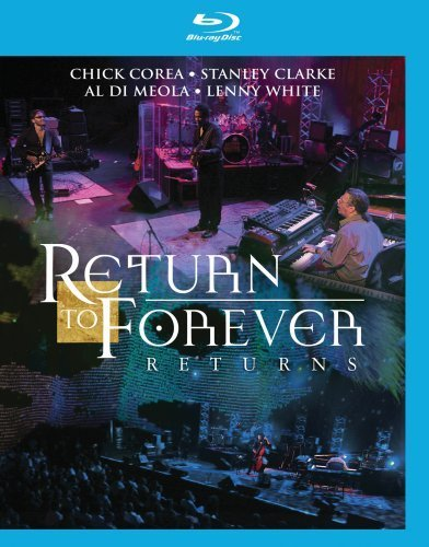 Return To Forever Live At Montreux 2008 Clr Blu Ray