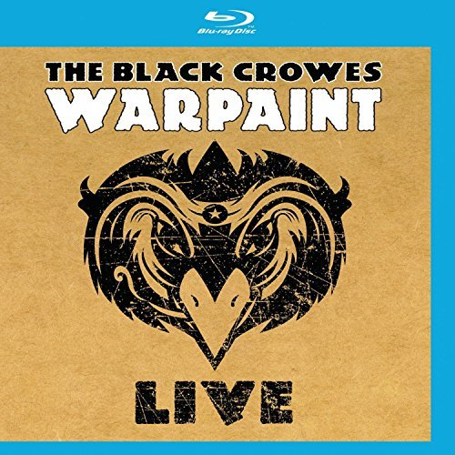 Black Crowes Warpaint Live Blu Ray Ws Nr