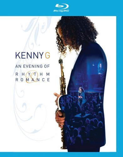 Kenny G Evening Of Rhythm & Romance Blu Ray Nr