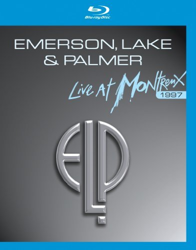 Emerson Lake & Palmer Live At Montreux 1997 Blu Ray
