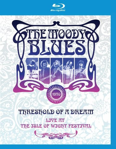 Moody Blues Live At The Isle Of Wight Blu Ray