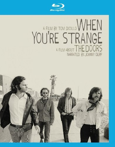 Doors When You're Strange Ws Blu Ray Explicit Version R