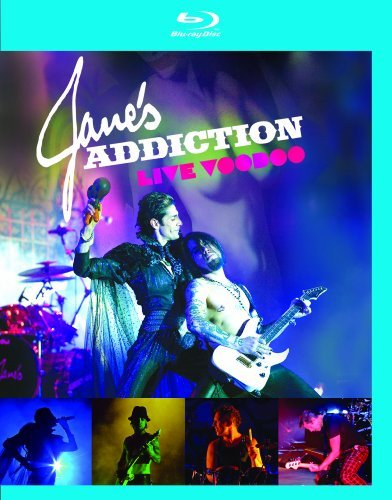 Jane's Addiction Live Voodoo Explicit Blu Ray Explicit Version
