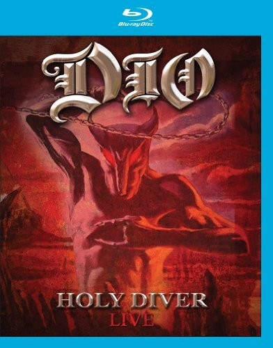 Dio Holy Diver Live Blu Ray
