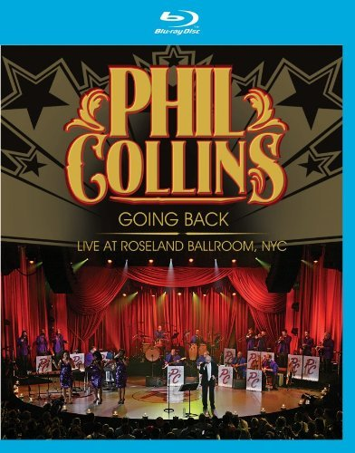 Phil Collins Going Back Live At Roseland B Blu Ray Nr