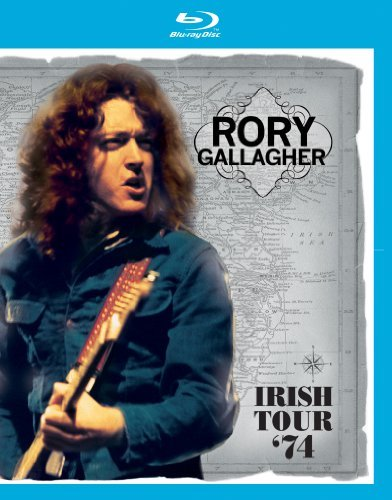 Rory Gallagher Irish Tour 74 Blu Ray