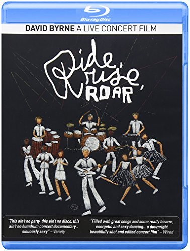 David Byrne Ride Rise Roar Blu Ray