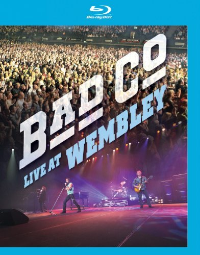 Bad Company Live At Wembley Blu Ray