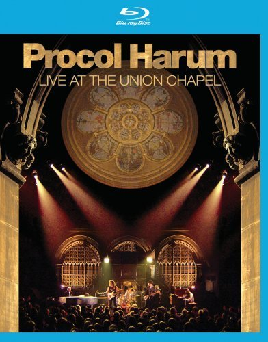 Procol Harum Live At The Union Chapel Blu Ray Nr