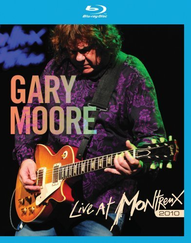 Gary Moore Live At Montreux 2010 Blu Ray