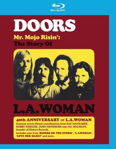 Doors Mr. Mojo Risin The Story Of L Blu Ray