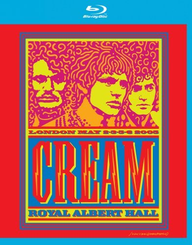 Cream Live At The Royal Albert Hall Blu Ray