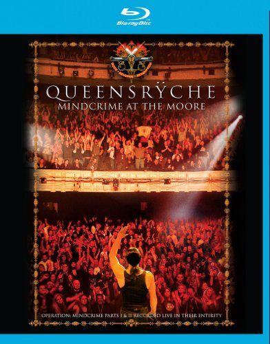 Queensryche Mindcrime At The Moore Blu Ray