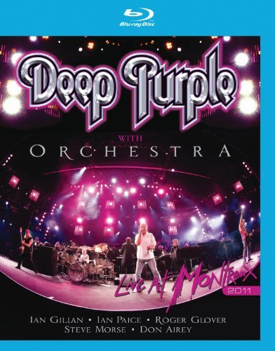 Deep Purple Live At Montreux 2011 Blu Ray