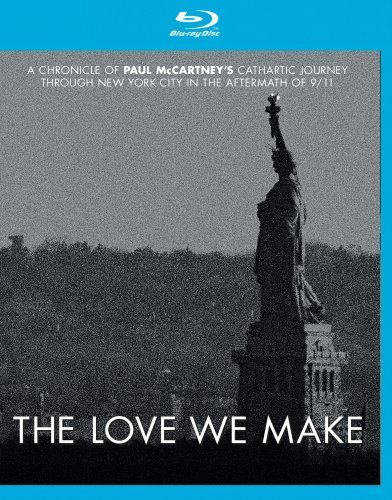 Paul Mccartney Love We Make Blu Ray