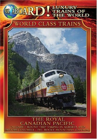 Royal Canadian Pacific World Class Trains Nr