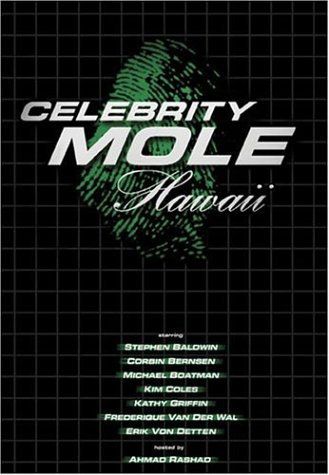 Celebrity Mole Hawaii Nr 3 DVD