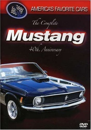 Complete Mustang 40th Annivers America's Favorite Cars Nr