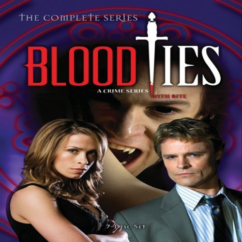Blood Ties Blood Ties Complete Series Tv14 7 DVD