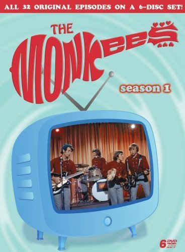 Monkees Monkees Season 1 Nr 6 DVD