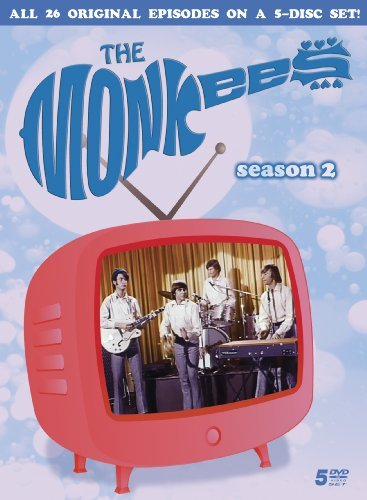 Monkees Season 2 DVD Nr 5 DVD