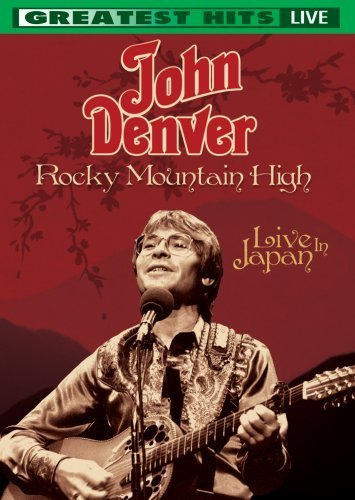 John Denver Rocky Mountain High Live In J Ntsc(0)
