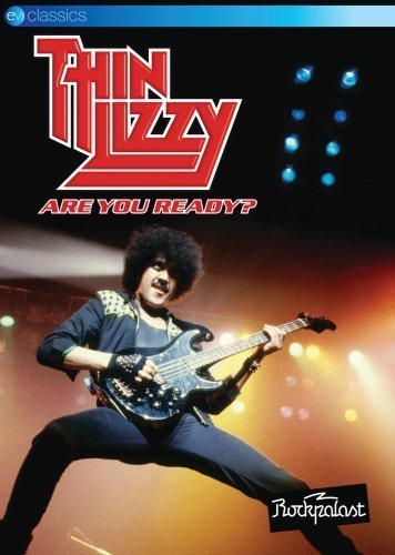 Thin Lizzy Are You Ready? Ntsc(0)