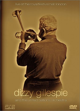 Dizzy & The United N Gillespie Live At The Royal Festival Hal Clr 5.1 Ws Nr